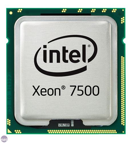 Processor Xeon intel xeon x7560 nehalem ex review bit tech net
