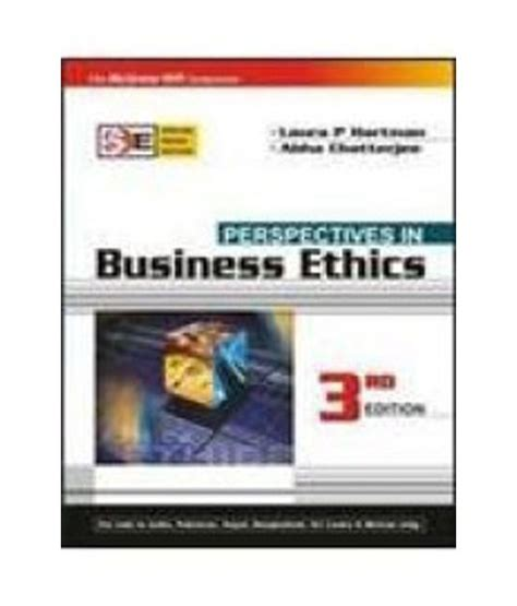 perspectived in business ethics 3ed buy perspectived in business ethics 3ed at low price