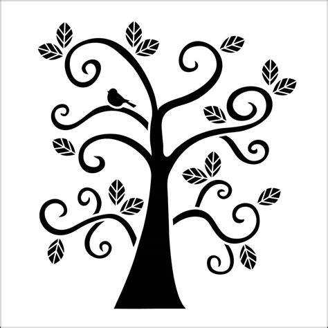 stencils for tree stencils www pixshark com images galleries with a