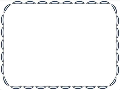 Free Certificate Border Templates by Certificate Borders Templates Free