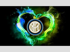 Inter Milan (Internazionale) - Barbaras HD Wallpapers Yellow Hearts Wallpaper