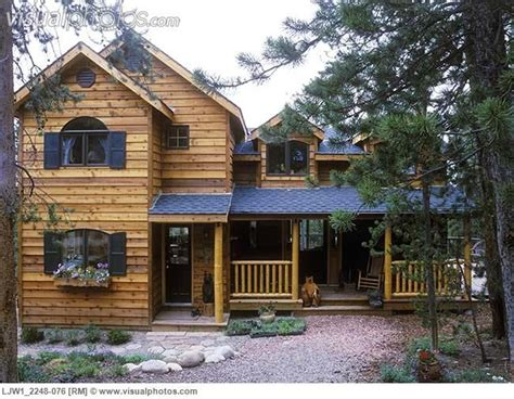 clapboard siding cabin and colorado on
