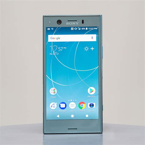 sony compact sony s xperia xz1 and xz1 compact are more of the same