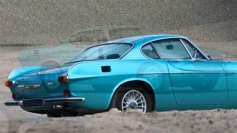 1972 volvo p1800 e