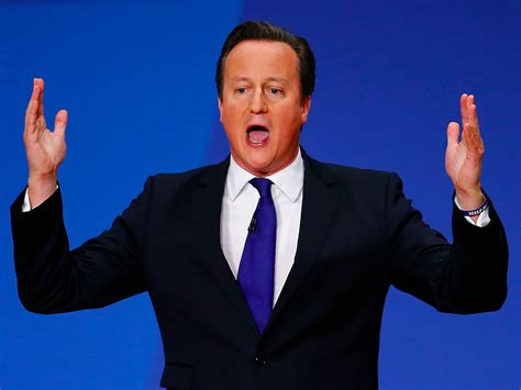 Cameron With by David Cameron Wants To Ban Encryption In Britain