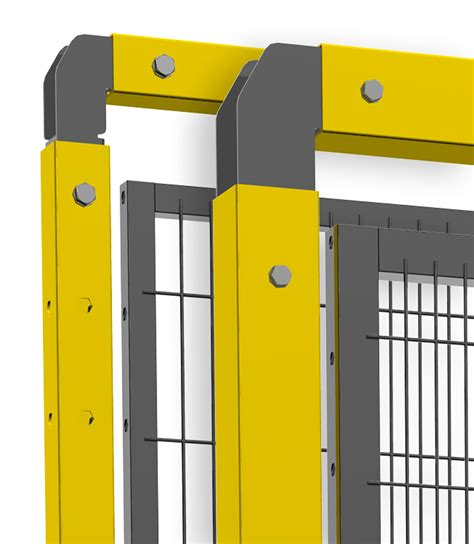 pre assembled hinged doors satech safety technology
