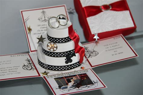 Wedding Invitation Idea by Unique Wedding Invitation Ideas Theruntime