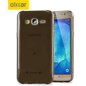 Custom Samsung J5 2015 flexishield samsung galaxy j5 2015 gel smoke black