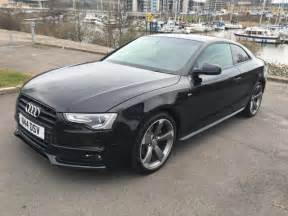2012 audi a5 tdi s line black edition coupe diesel in