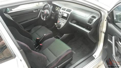 Honda Civic Ep3 Interior by Honda Civic Sir Ep3 Type R