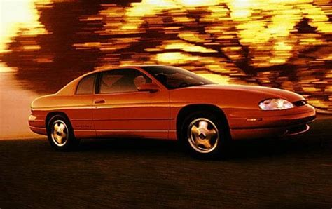 chevrolet monte carlo coupe pricing features