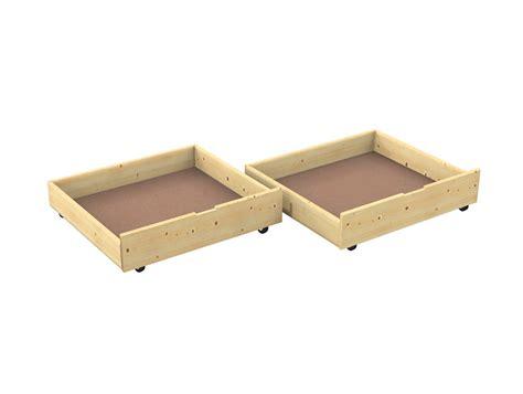 cassetti sotto letto cassetto contenitore sotto letto in abete negozio