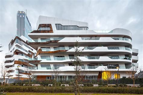 Design Apartment by Citylife Milano Residential Complex Zaha Hadid Architects Architecture Lab