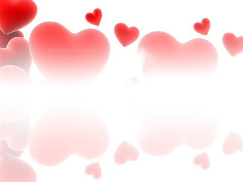 ppt themes love love hearts background wallpapersafari