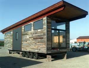 Teton truss park model vacation home contemporary exterior