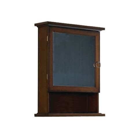 surface mount medicine cabinet lowes shop allen roth 20 5 in x 26 in mdf surface mount