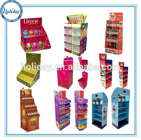 On The Shelf Sales by Cardboard Point Of Sale Displays Paint Tool Sets Display