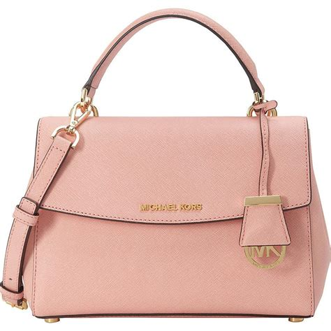 Dompet Michael Kors Mk Resleting michael kors pale pink gold hardware leather small top
