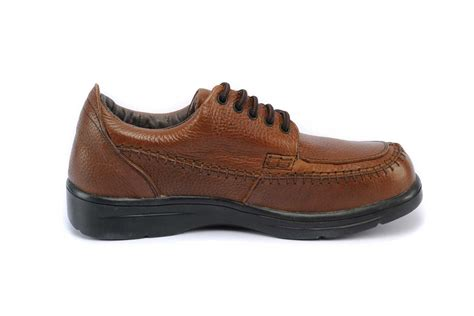 casual comfort shoes answer2 555 2 brown mens casual comfort shoe orthotic shop
