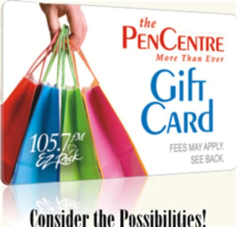 Shopping Centre Gift Cards - the pen centre customer service centre address contact us