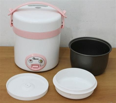 Rice Cooker Kecil Kirin jual oxone rice cooker ox 182 rice cooker travelling