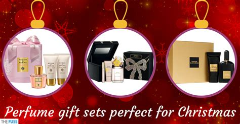 perfume gift sets perfect for christmas the fuss