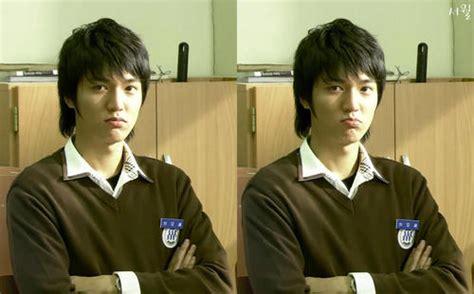 Seragam Jeguk High School murid sma yang bukan sma lagi blue miracle