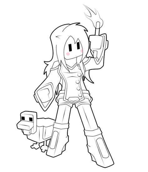 minecraft character drawing template drawing minecraft character minecraftdata