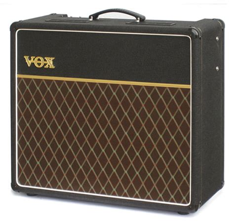 vox hiring manager ac30 and ac15 wired available in black tolex the