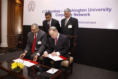 Iit Bombay Executive Mba by Joint Emba Program With Washington Iit Bombay