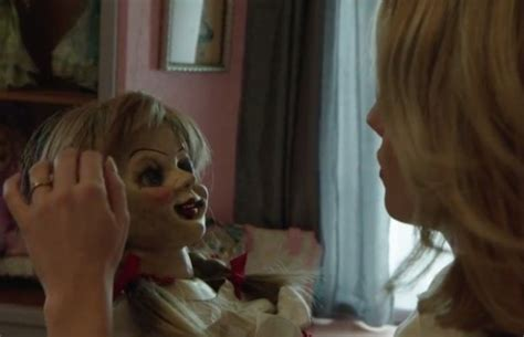 annabelle doll locked up annabelle trailer arrives oh no they didn t page 3