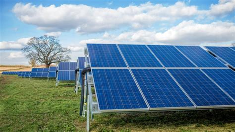 Study Shows Solar Park S Potential For Farming Sky Solar