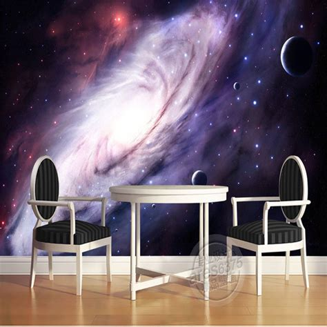 galaxy bedroom wallpaper 3d purple galaxy wallpaper for bedroom charming wall mural