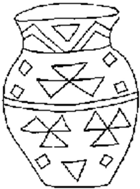 indian basket coloring page coloring sheets for kids indian basket coloring page