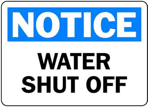 how to shut off water to house pepperhillshoa welcome to pepper hills