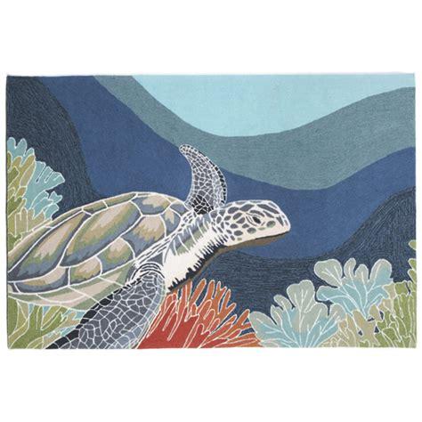 turtle area rug akumal rug indoor outdoor rug