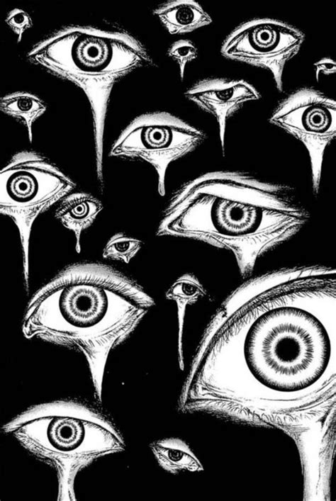eye pattern drawing trippy eye drawing shrooms pictures
