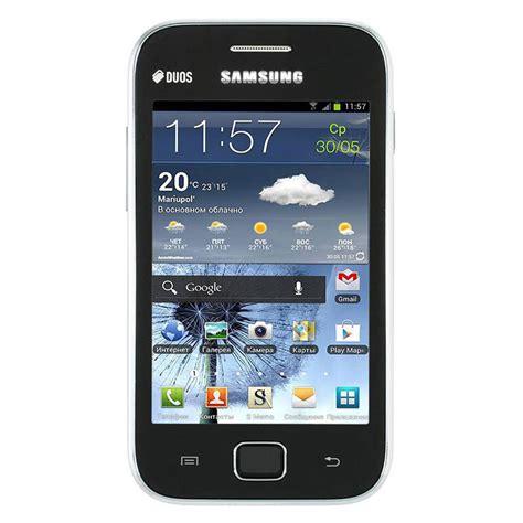 Samsung Galaxy Ace Duos samsung galaxy ace duos gt s6802 metallic black mobile