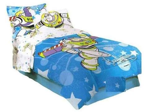 buzz lightyear bed buzz lightyear toddler bedding set story power up 4