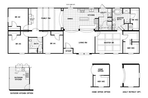 oakwood homes floor plans 150 best floor plans images on pinterest oakwood homes