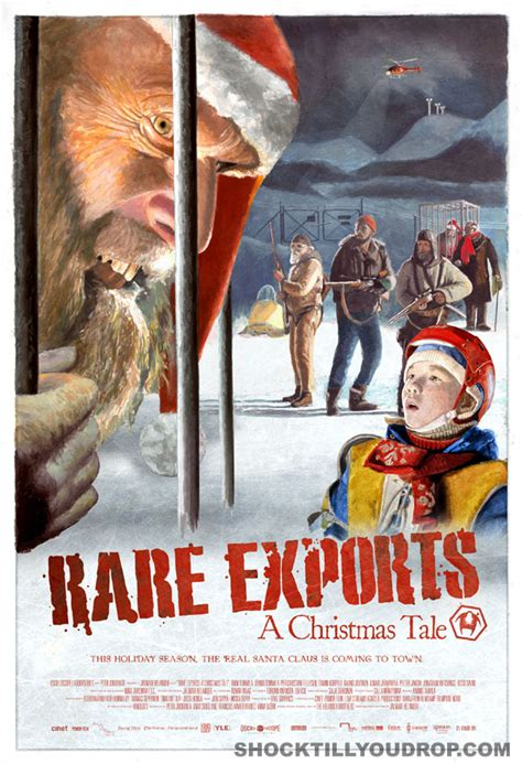 Rare Exports Christmas Tale 2010 15 Best Christmas Movies
