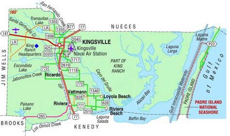 king ranch map texas great texas land view details