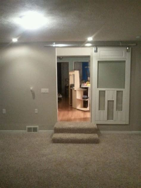Barn Door Cost Diy Barn Door Low Cost This Is One Of My Favorite Projects It S Not Completely Finished But