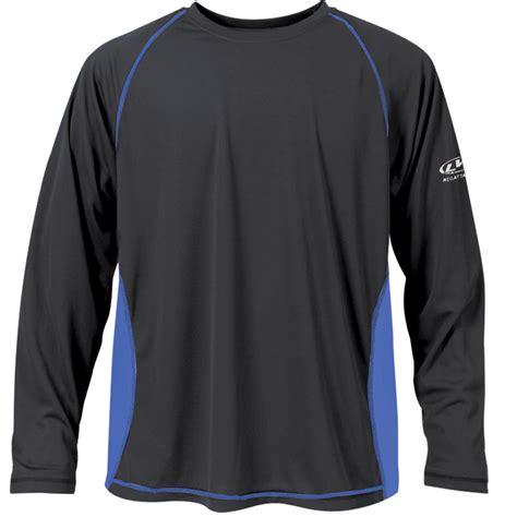 l s color block shirt