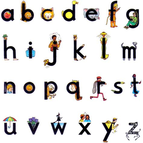 Letter Land once upon a pgce alphabet
