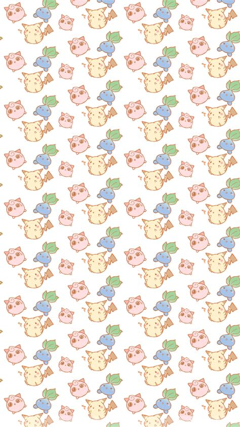 pokemon pattern iphone wallpaper the cutest pokemon iphone wallpaper cute wallpapers