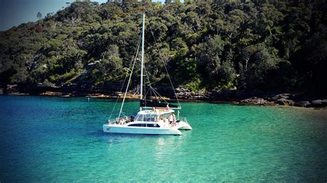 catamaran charter sydney harbour private charters on sydney harbour rockfish catamarans