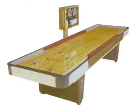 how to description shuffleboard table woodworking plans