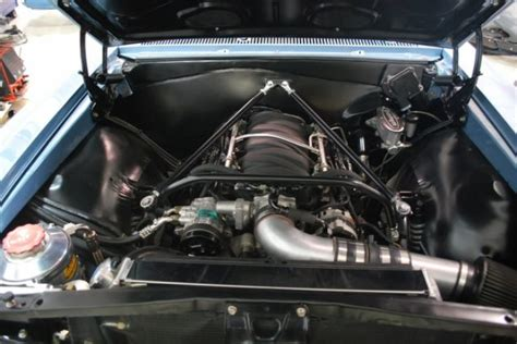 Outstanding 1966 Chevy Chevelle 427 Pro Touring