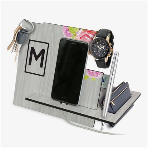 Personalized Desk Organizer by Personalized Desk Organizer Personalized Photo Desk